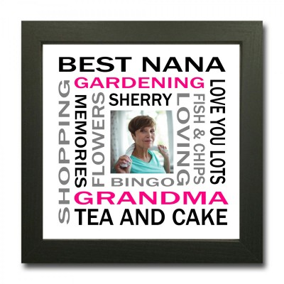 Words For Nana Gift